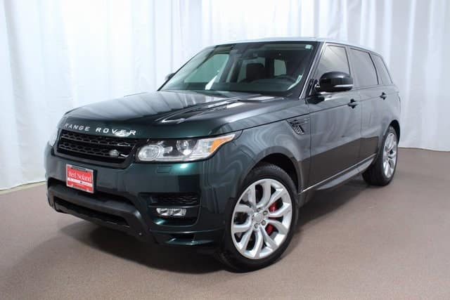 Approved CPO 2015 Range Rover Sport Autobiography