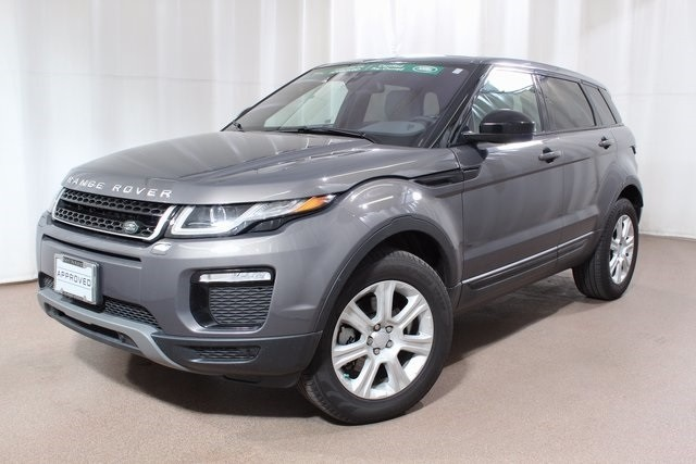 Approved CPO Range Rover Evoque For Sale Colorado Springs