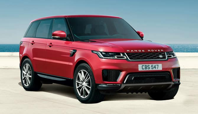 2018 Range Rover Sport Available Soon