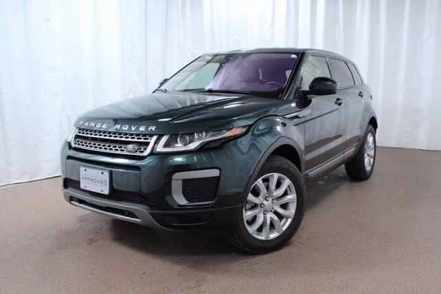 Approved CPO 2016 Range Rover Evoque For Sale