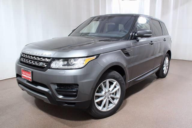 Buy or lease your Land Rover in Colorado Springs