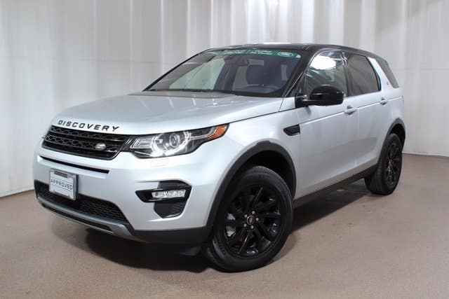 approved certified preowned 2017 land rover discovery sport. Black Bedroom Furniture Sets. Home Design Ideas