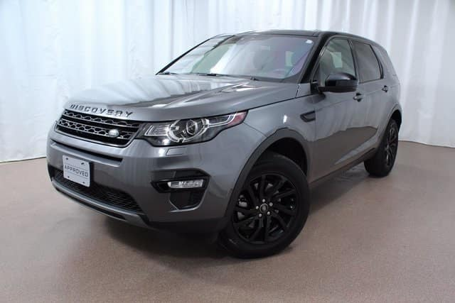 2017 Land Rover Discovery Sport Certified PreOwned