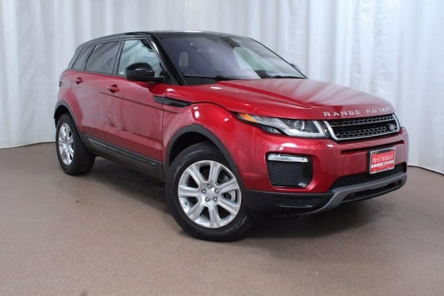 2018 Range Rover Evoque for sale Colorado Springs