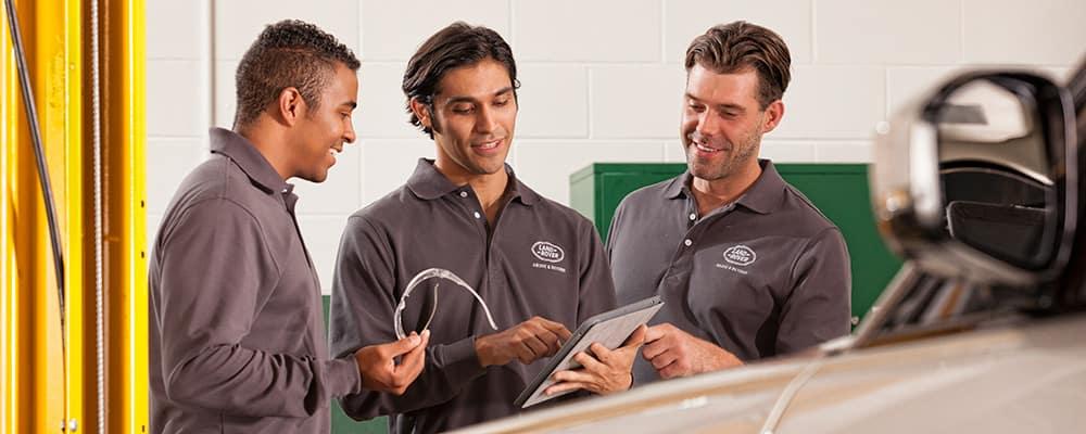Land Rover Colorado Springs PrePaid Maintenance Plans