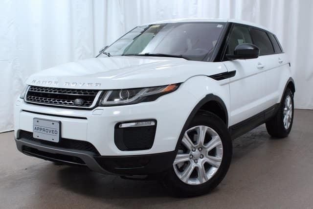 CPO 2017 Range Rover Evoque For Sale Colorado Springs