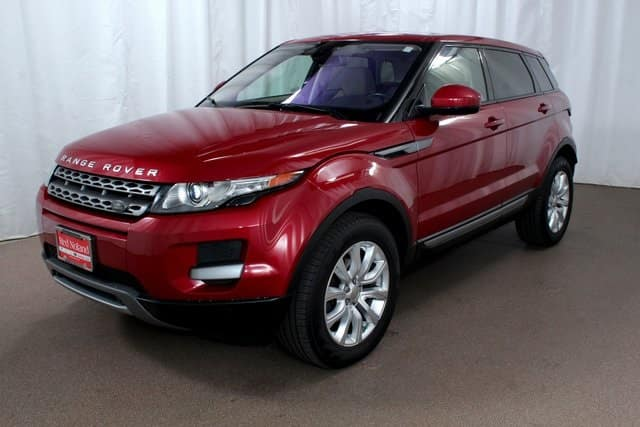 Gently Pre Owned 2015 Range Rover Evoque Used Suv For Sale Colorado