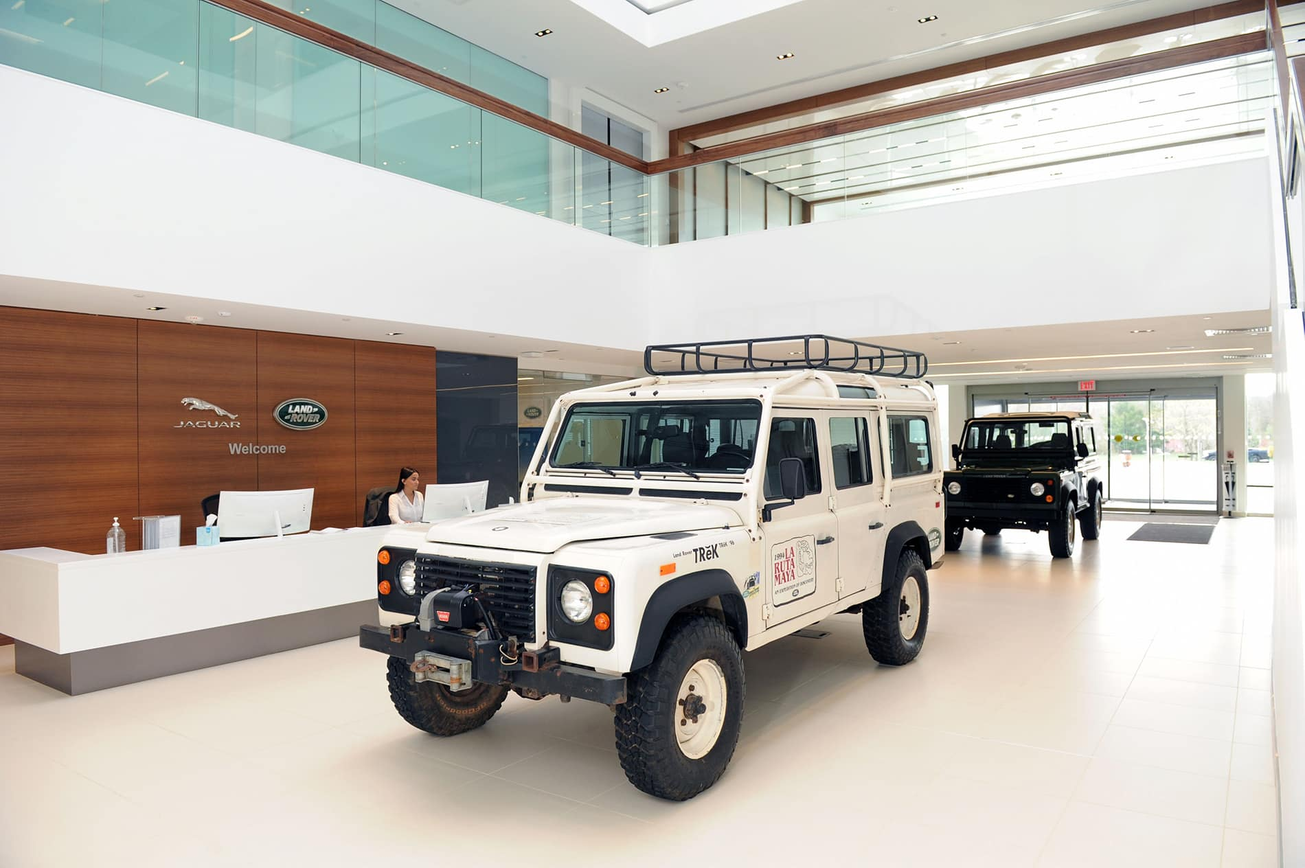 Land Rover Celebrates It s 70th Birthday