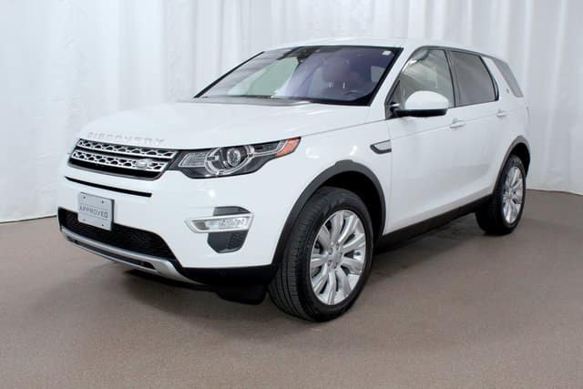 Approved CPO 2015 Land Rover Discovery Sport for sale