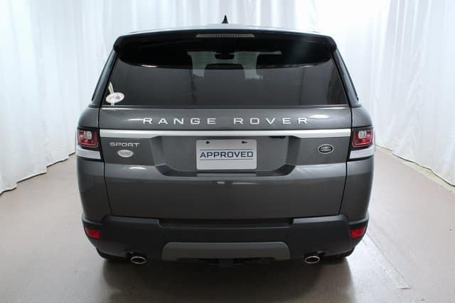 Approved CPO 2017 Range Rover Sport