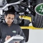 Land Rover Colorado Springs Service Department