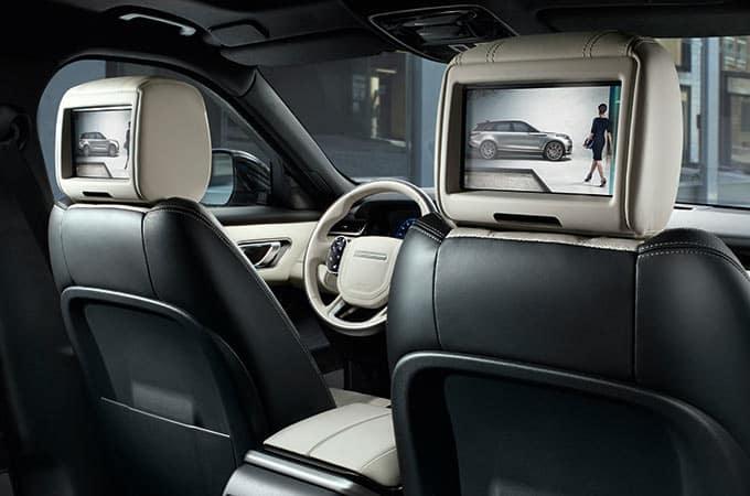 Range Rover Velar innovative infortainment