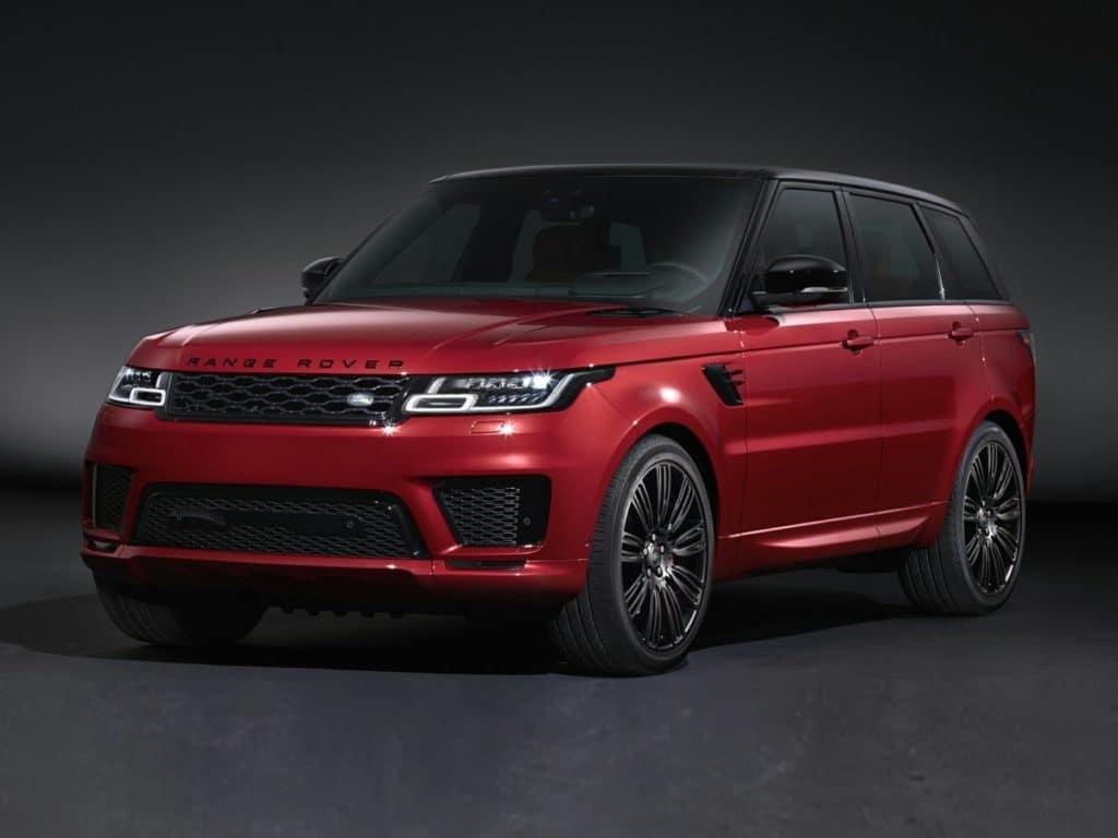 Range Rover Sport Autobiography trim level