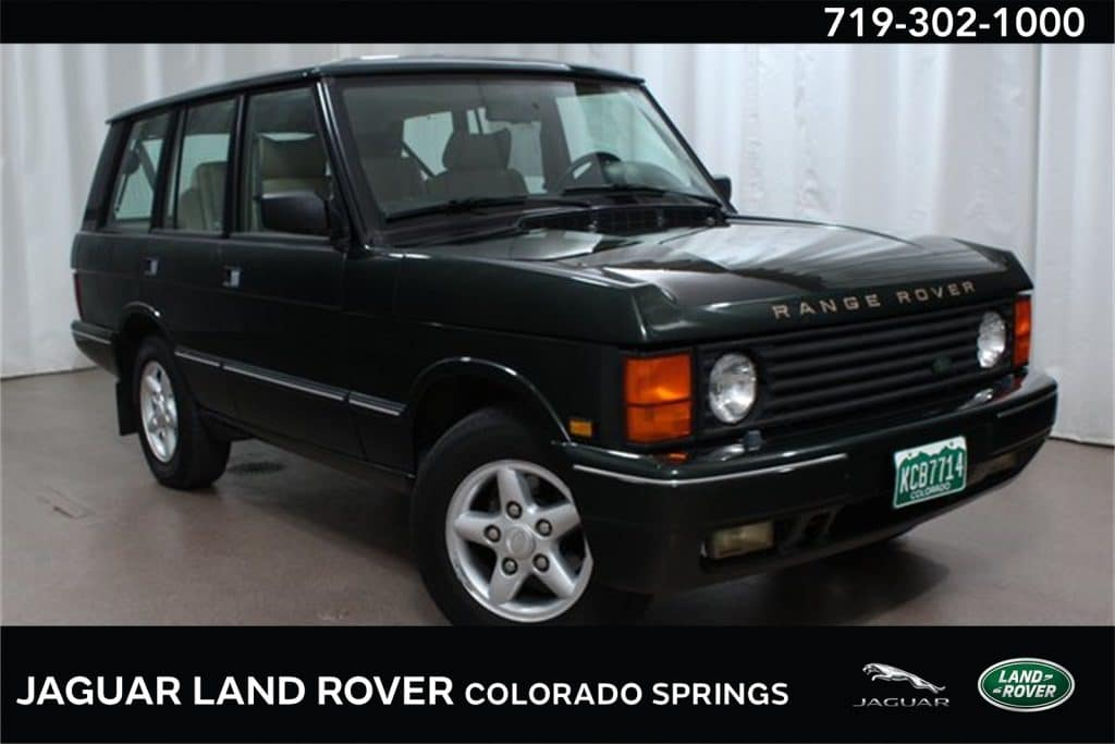 1995 Range Rover County Classic