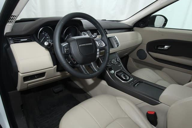 Cold Climate Convenience Package For Range Rover Evoque