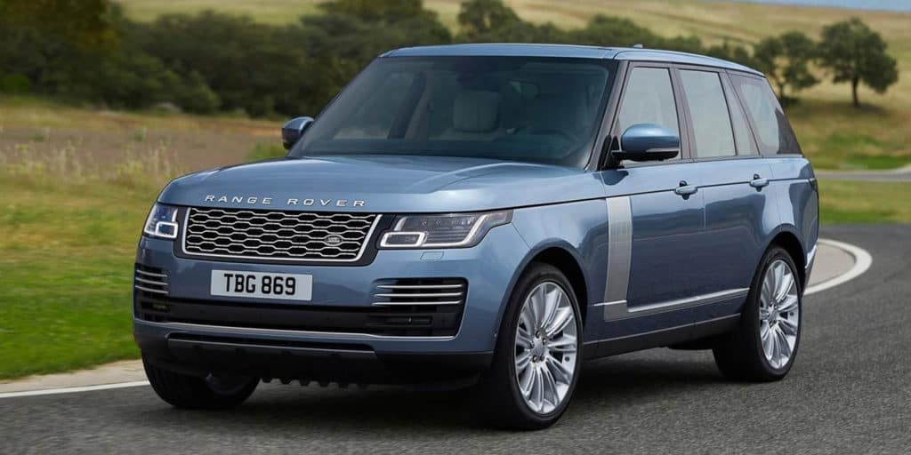 Special Offers on New 2018 Range Rover Models