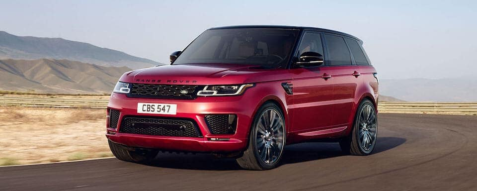 Special Offers on New 2018 Range Rover Sport Models