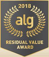 Land Rover wins alg residual value award COLORADO springs