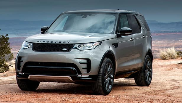 APPROVED Certified Pre-Owned Discovery Models