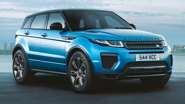 APPROVED Certified Pre-Owned Range Rover Evoque Models