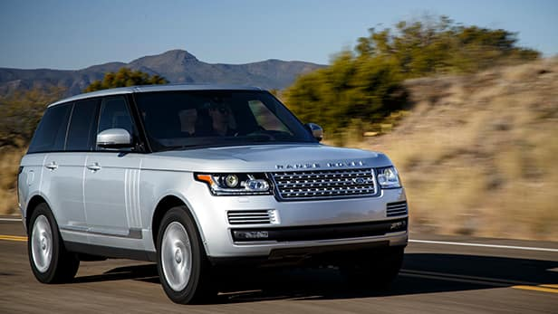 Special APR Offer On APPROVED Certified Pre-Owned 2016 Range Rover Models