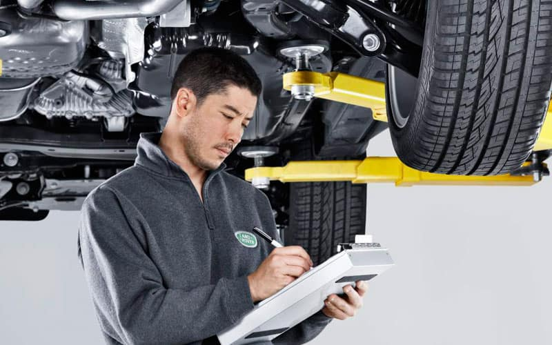 Land Rover Colorado Springs Service