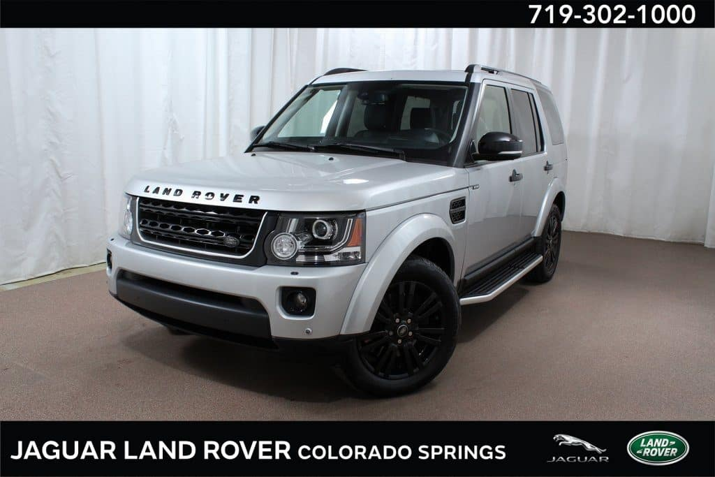 2016 Land Rover LR4 HSE for sale