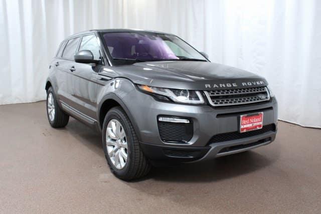 2018 Range Rover Evoque SUV