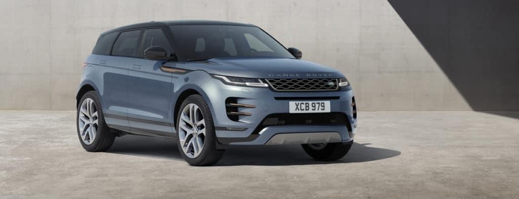 2020 Range Rover Evoque debuts