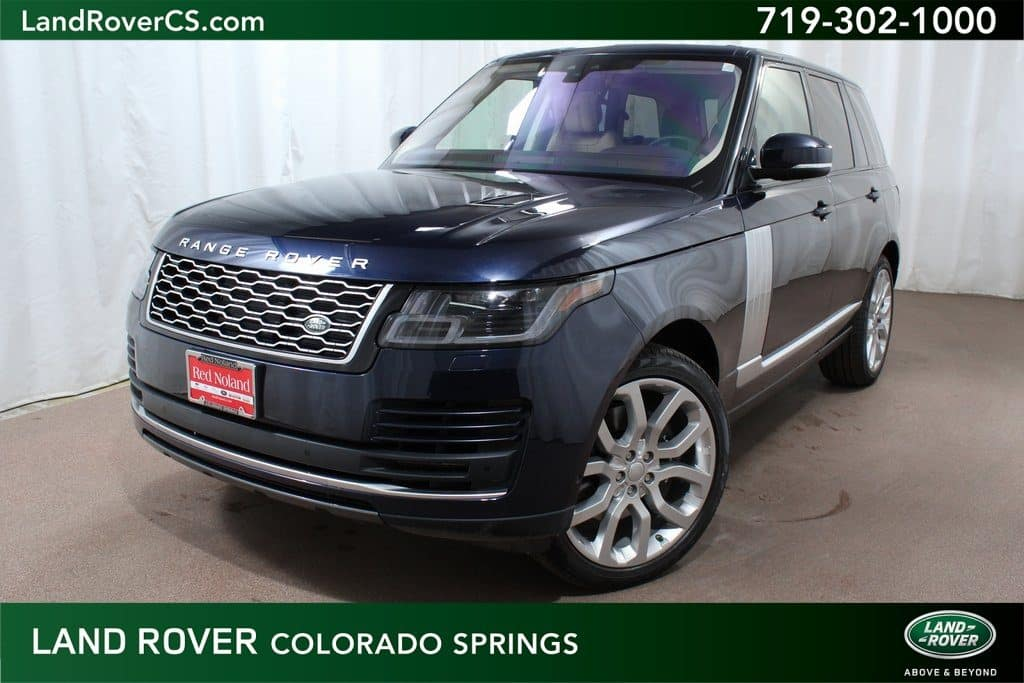 2019 Range Rover Supercharged HSE