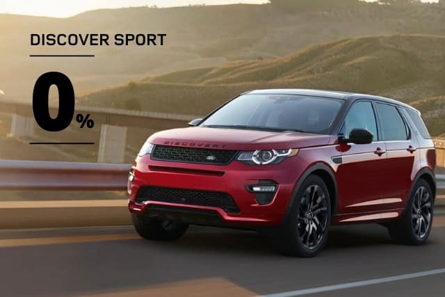 New 2020 Land Rover Discovery Sport