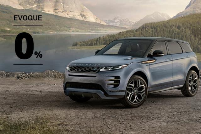 New 2020 Land Rover Range Rover Evoque
