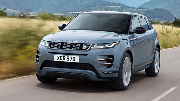 New 2020 Land Rover Range Rover Evoque SE AWD 4 Door
