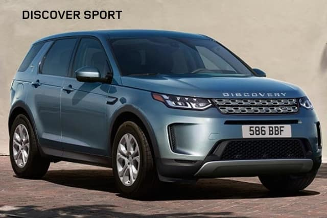 New 2021 Land Rover Discovery Sport