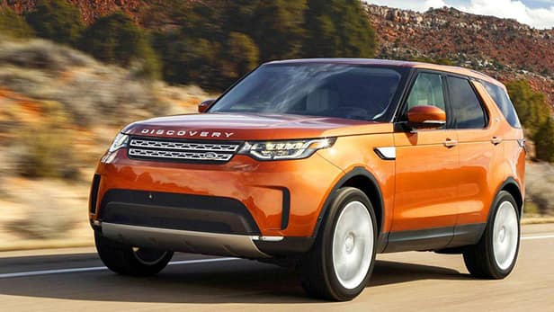 2020 Land Rover Discovery SE Lease Special