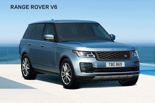New 2021 Land Rover Range Rover HSE V6