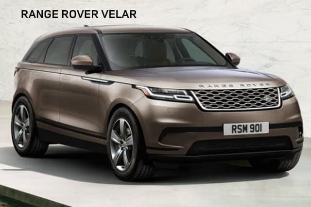 New 2021 Land Rover Range Rover Velar
