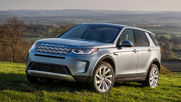 New 2020 Land Rover Discovery Sport SE 4WD 4 Door