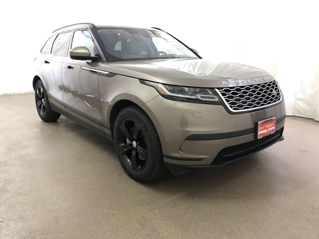 Approved CPO 2018 Range Rover Velar