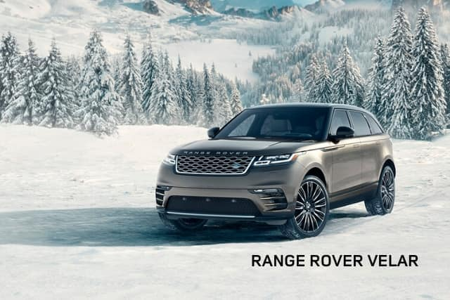 2020 Range Rover Velar Offer