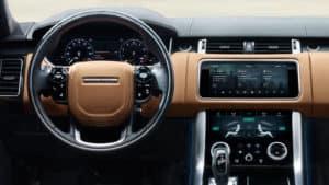 2020 Land Rover Range Rover Sport Interior