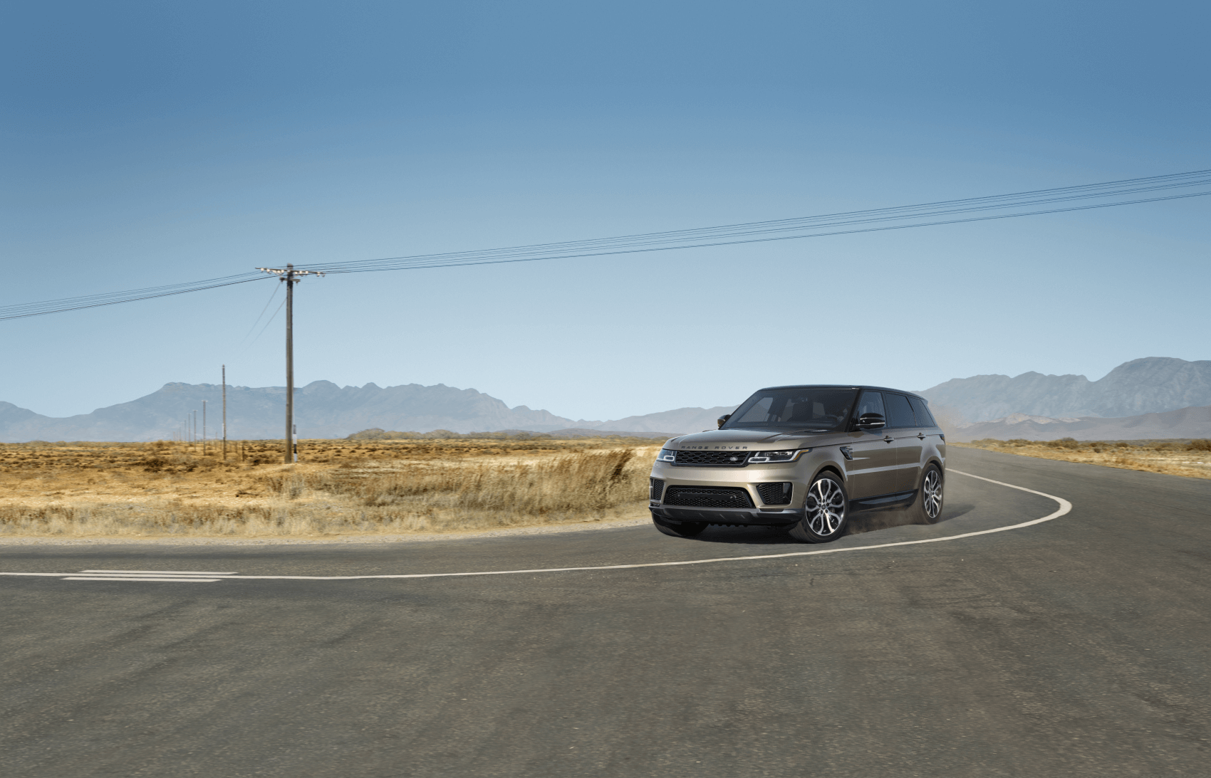 2021 Range Rover Sport Silver Highway Land Rover Colorado Springs
