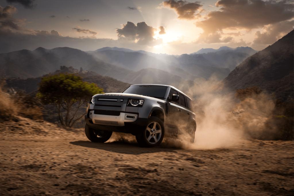 2021 Land Rover Defender Desert Mountains Land Rover Colorado Springs