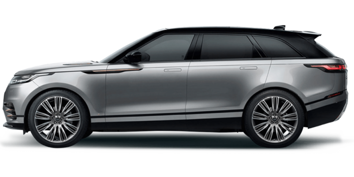 Land Rover Velar Side View