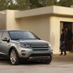 2016 Land Rover Discovery Sport parked