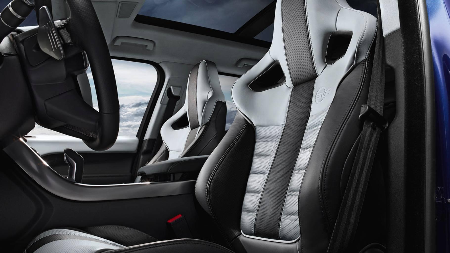 2017 Land Rover Range Rover Sport Interior