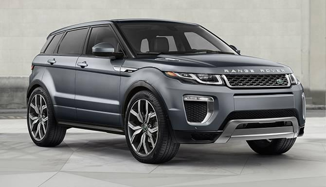 LOANER LEASE SPECIAL 2019 Range Rover Evoque SE Premium 5 Door - 1 Available!