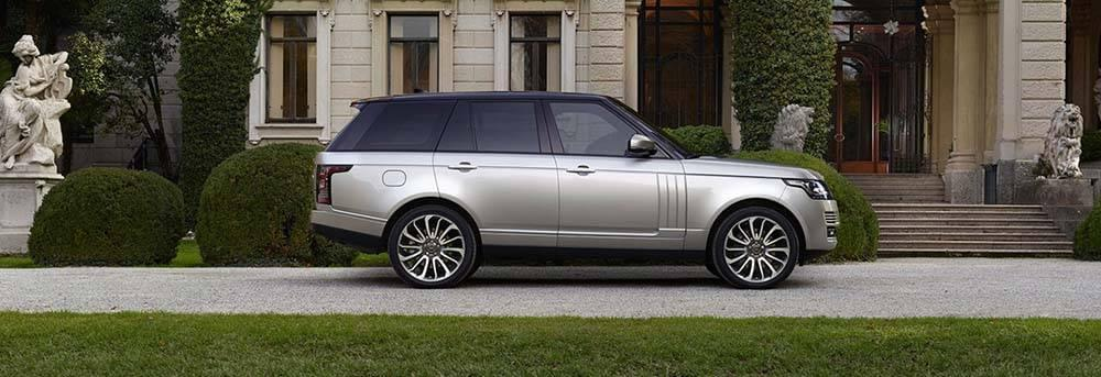 Land Rover Range Rover Color Options Land Rover Darien