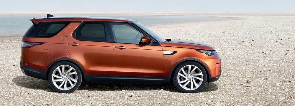 2017 Land Rover Discovery Performance