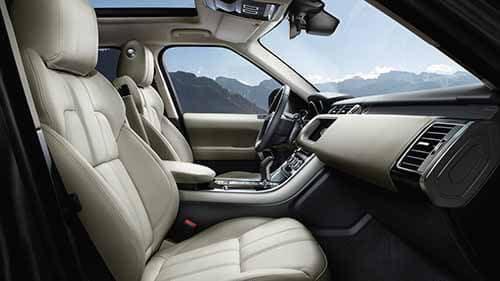 Land Rover Range Rover Sport Interior